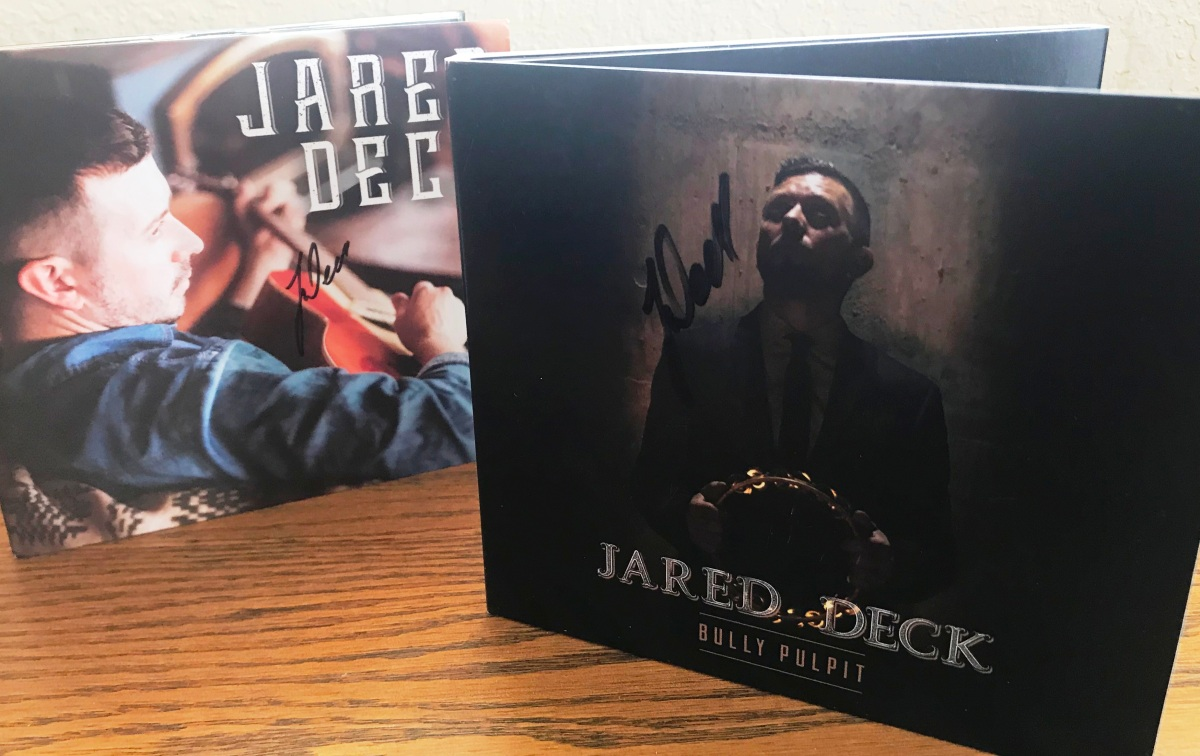 Music Review: Jared Deck – Bully Pulpit
